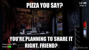 Pizza Meme - chica s pizza meme by theflutterfawn on deviantart