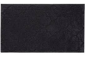 Black Bathroom Rug Top 24 Best Black Bath Rugs Top 10 Home Products