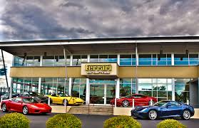 ferrari showroom ferrari of denver salno dermon