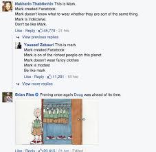 Mark Zuckerberg Resume Mark Zuckerberg Posted A Photo Of His Closet And It Reveals A