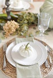 simple thanksgiving table setting ideas my s suitcase