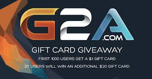 20 gift card the g2a gift card giveaway metalsucks