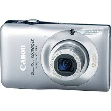 canon powershot sd1300 is digital elph camera silver 4214b001