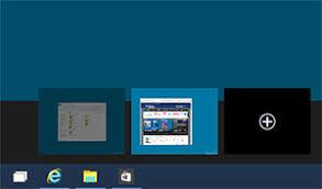 bureaux virtuels windows 7 utiliser les bureaux virtuels ou task view sous windows 10