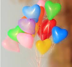 cheap balloons cheap 500pcs 7 small heart shape pink wedding balloons