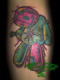 girly voodoo doll tattoos tattoo baby doll tattoo rag doll