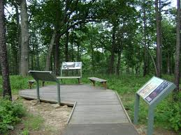Castlewood State Park Trail Map by Park Trails Missouri State Parks