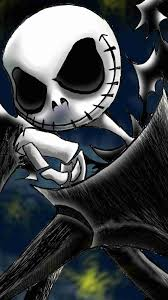 2014 halloween jack skellington iphone 6 wallpaper insipired