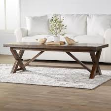 long skinny coffee table narrow coffee table wayfair ca