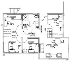 top view floor plan governor s corner suites stanford r de