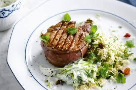 cuisiner tournedos tournedos agneau recette plat paques gourmand