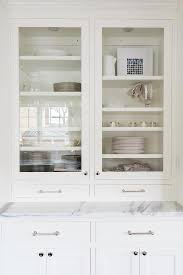 Nickel And Glass Kitchen Cabinet Pulls Design Ideas - Glass kitchen cabinet pulls