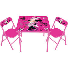 Kids Wood Table And Chair Set Disney And Nickelodeon Character Kids Table And 2 Chairs Set Free