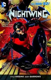 review nightwing vol 1 traps and trapezes trade paperback dc