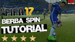 Selved - fifa 17 skill moves berba spin tutorial youtube