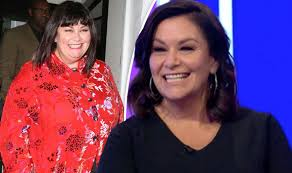 Awn French Dawn French U0027s Appearance Causes Meltdown As Her Real Age Is