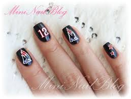 105 best sports nail designs images on pinterest football nails