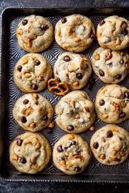 mix it up for national chocolate chip cookie day