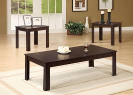 Living Room Table Set - Living room table set