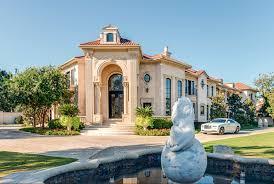 mansion home designs positano dallas design