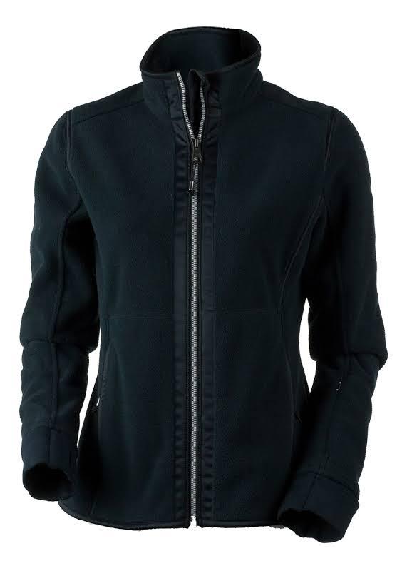 Obermeyer Stella Fleece Jacket Black Small 17035-BLACK-S