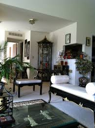 lovely oriental inspired furniture in interior designing home