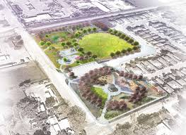 moorland neighborhood park plans take shape krcb