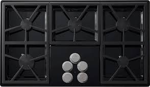 36 Inch Downdraft Electric Cooktop Dacor 36 Inch Cooktops
