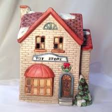 details about lemax christmas village collection porcelain fun on