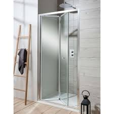 900 Shower Door Bi Fold Shower Door Aluminium Ebfsc0900