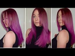 challenge dye your hair at home mixing 2 shades katy harmston