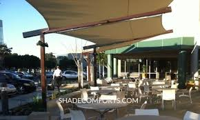 fabric shade structures shade canopy shade sails comm u0027l ca
