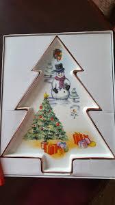 aynsley christmas tree platter in dundonald belfast gumtree