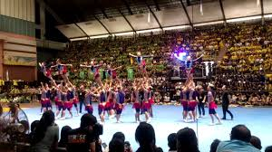usc cheerdance competition 2017 entry 5 youtube