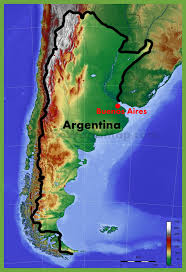Bariloche Argentina Map Geoatlas Countries Argentina Map City Illustrator Fully Argentina