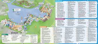 Universal Studios Orlando Map 2015 January 2016 Walt Disney World Park Maps Photo 1 Of 12