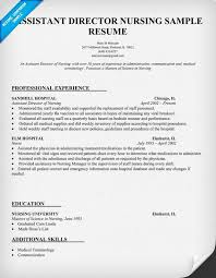 nurse manager resume examples resume example and free resume maker