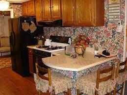 tacky home decor flowery wallpaper kitchen ugly tacky décor shabby chic new york