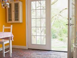 French Security Doors Exterior by How To Install French Doors Hgtv