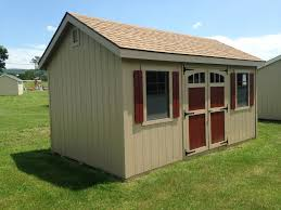 prefab storage sheds perfect solution