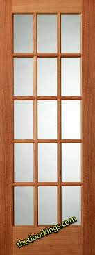 Interior Doors With Glass Panel Interior Wood Door With Glass Panel Home Decor For Plans 10
