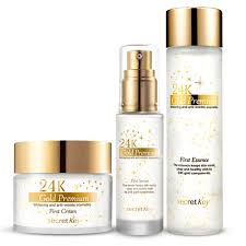 Serum Secret Key secret key 24k gold premium serum 30ml aphrodite and hebe