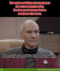 Picard Memes - confused captain picard by andr4237 meme center