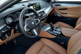 future bmw interior five favorite tech things about the 2017 bmw 5 series automobile