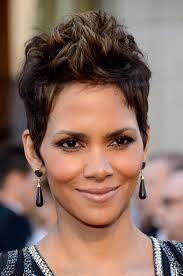 how to do halle berry short hairstyles hairtechkearney