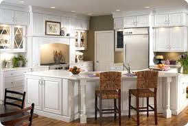 Glass Kitchen Doors Cabinets Shaker Cabinet Doors With Glas Kitchen Cabinets Cherry Wood