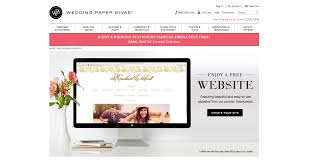wedding websites search top wedding website builders it started with yes