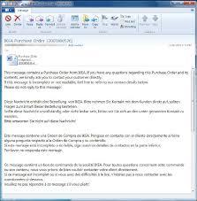 si e ikea ikea purchase order email comes with malicious macro attachment
