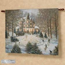 and winter tapestry ebay