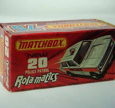 matchbox land rover matchbox superfast no 20 police patrol range rover diecastinvestor